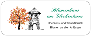 Blumenhaus am Glockenturm Logo
