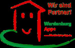 Wir sind Partner der Wardenburg App+