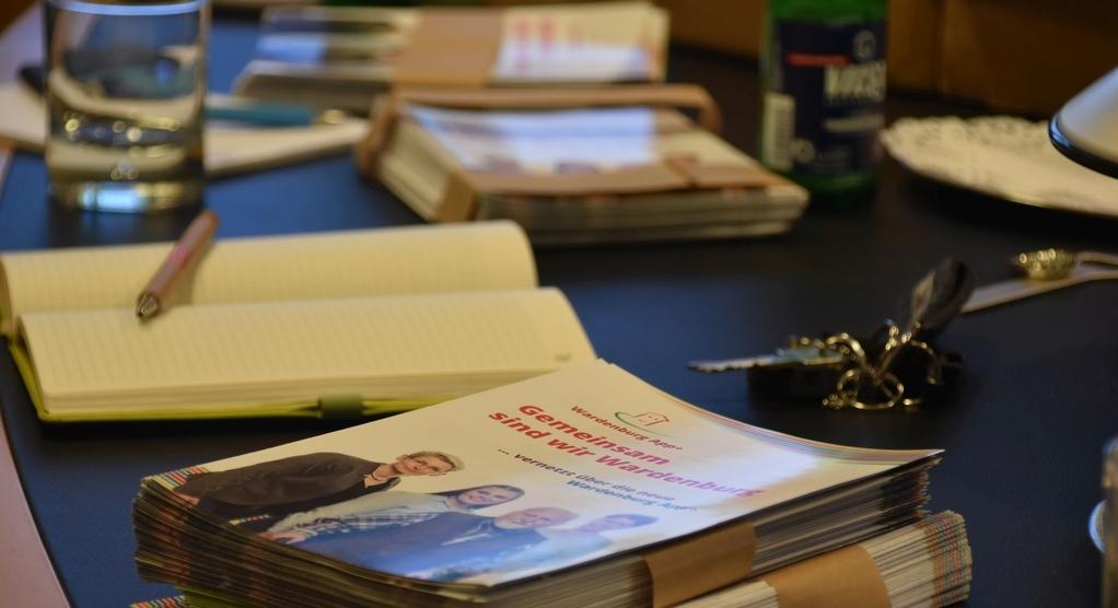Flyer Wardenburg App Arbeitsgespräch 2019 LZO