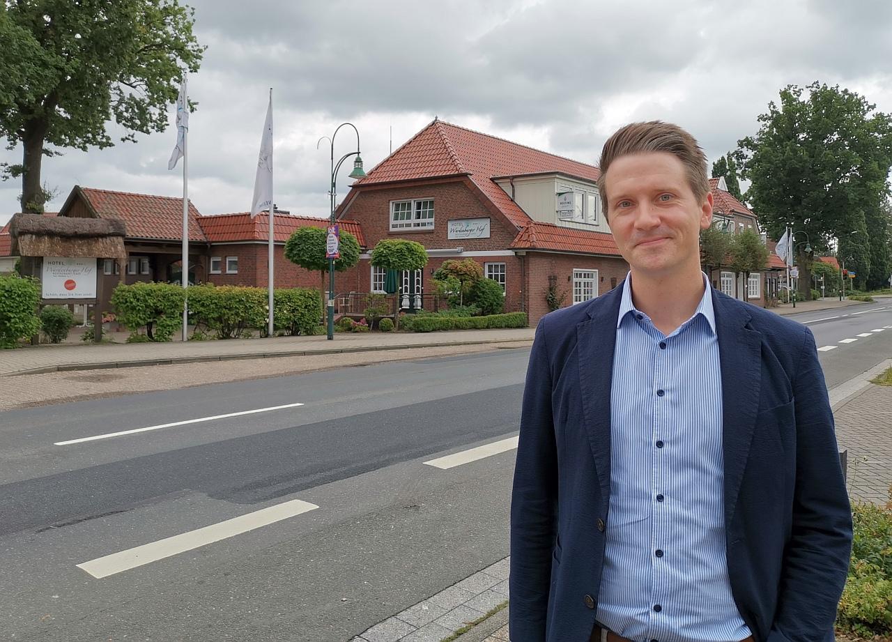 Sebastian Waldera Rechtsanwalt Arbeitsrecht Wardenburg